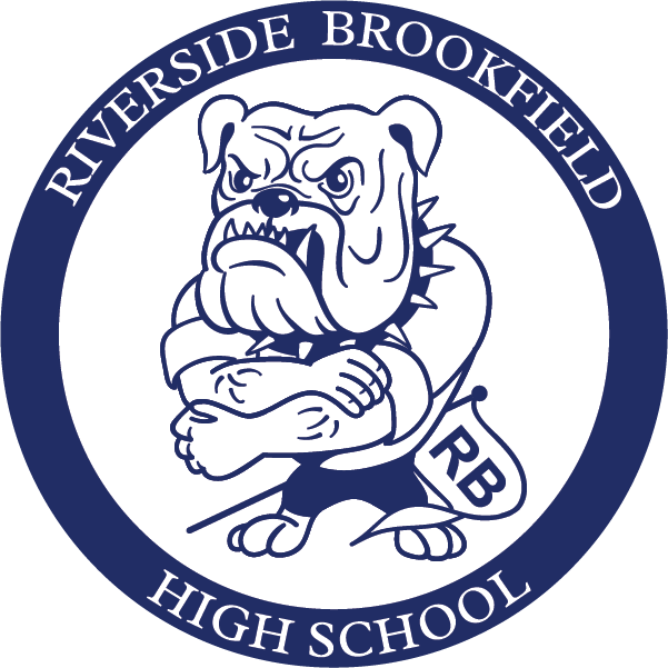 Riverside Brookfield High School logo